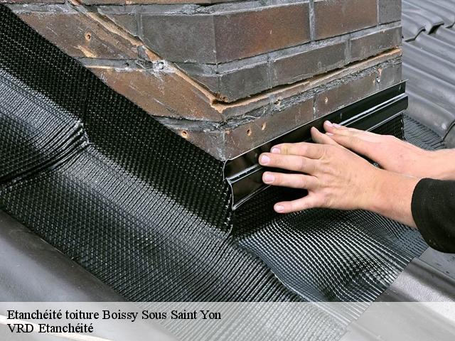 Etanchéité de toiture à Boissy Sous Saint Yon 91790 tél: 01.85.53.42.05