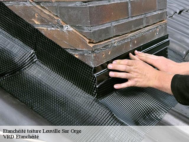 Etanchéité de toiture à Leuville Sur Orge 91310 tél: 01.85.53.42.05